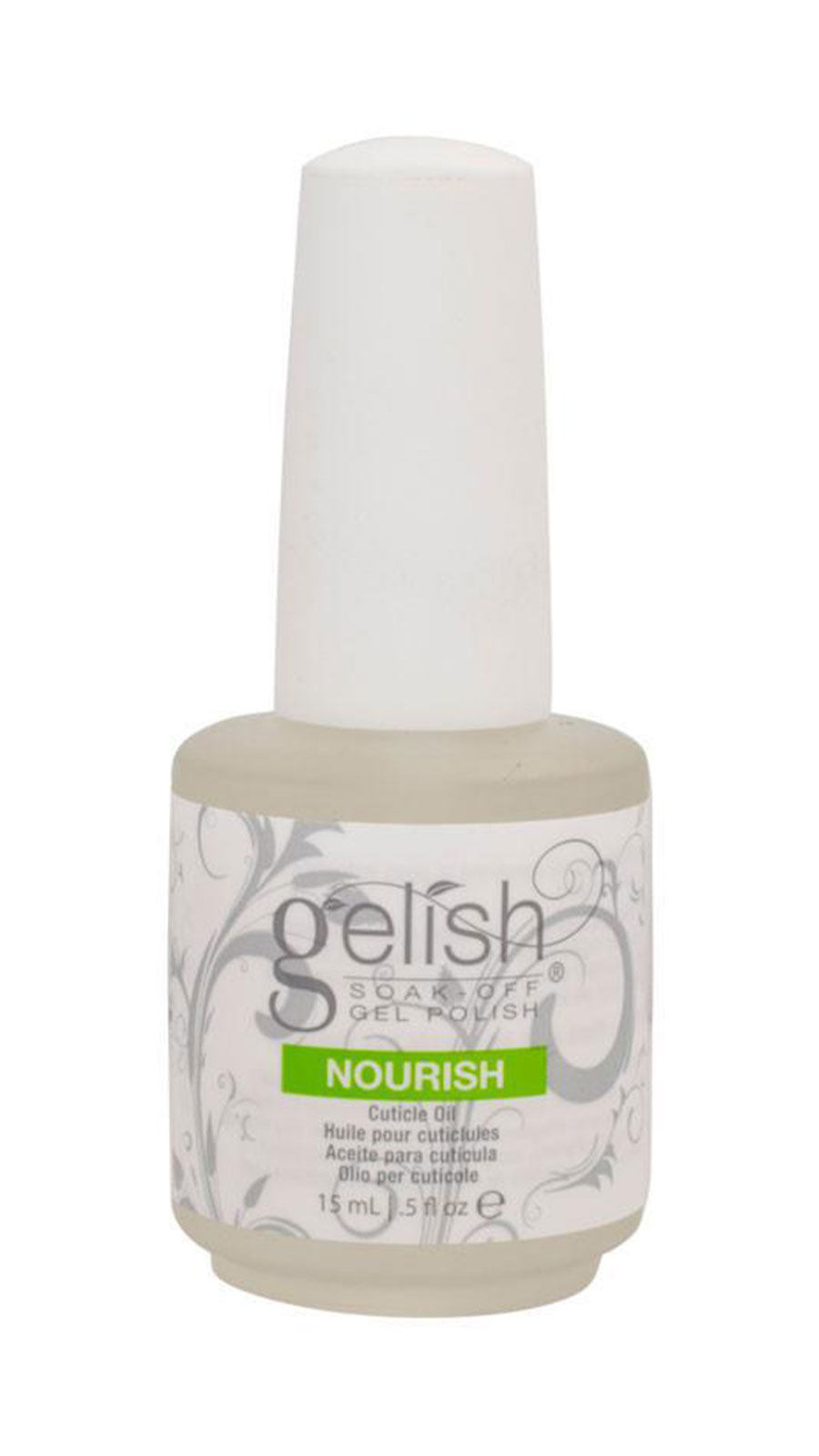 Gelish Soak Off Gel Polish - Nail Lacquer Cuticle Oil Nourishment
