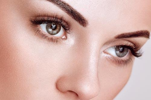 Elegant Volume Eyelash Extensions Package