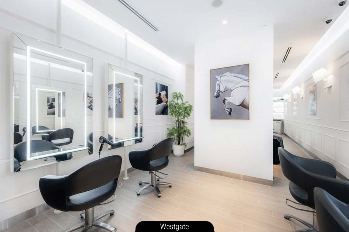 Nail, Beauty & Hair Care under one roof at N20 - Westgate Mall