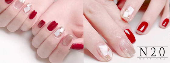 basic manicure service nail package