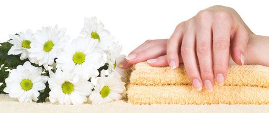 luxurious nail spa treatment at N20 nail salon
