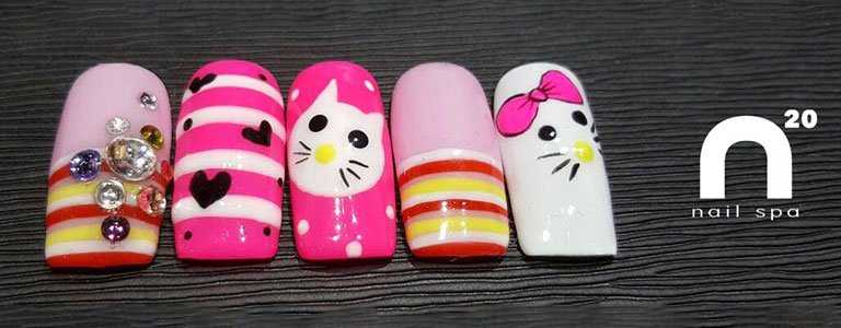 Nail art (N20 nail salon)